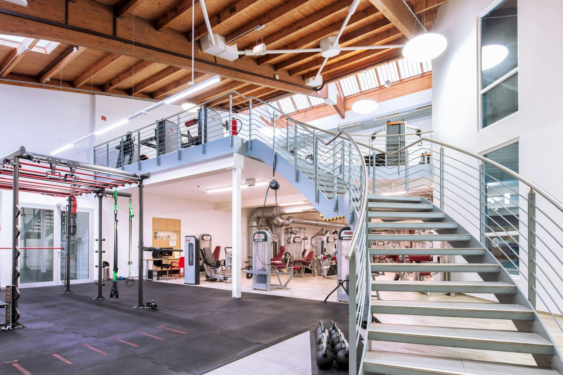 Rehasport Fitnesscenter im life-ness Radevormwald